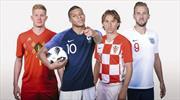İşte EURO 2020'nin en değerli 10 futbolcusu