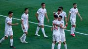 İspanya, Slovakya'yı dağıttı: 0-5
