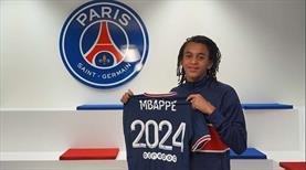 Ethan Mbappe, PSG'de