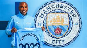 Fernandinho imzayı attı