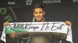 Konyaspor'dan 4 imza birden