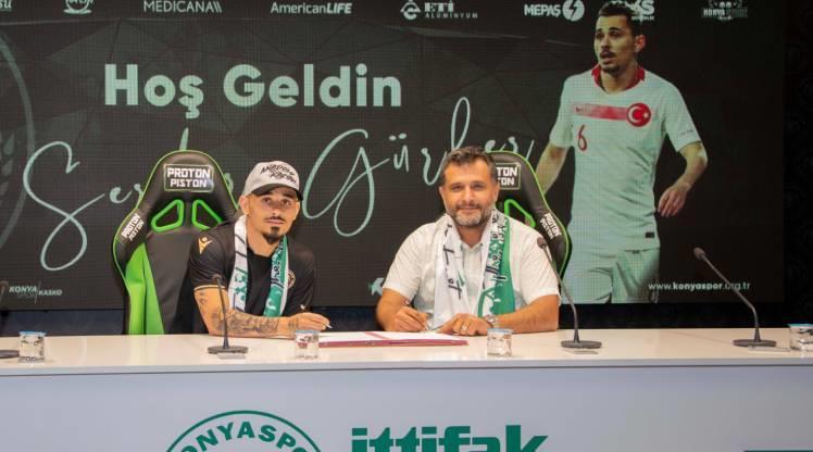 İH Konyaspor, Serdar Gürler'i açıkladı