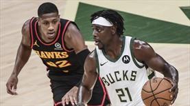 Milwaukee Bucks final kapısını araladı