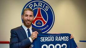 PSG, Ramos'u resmen açıkladı!
