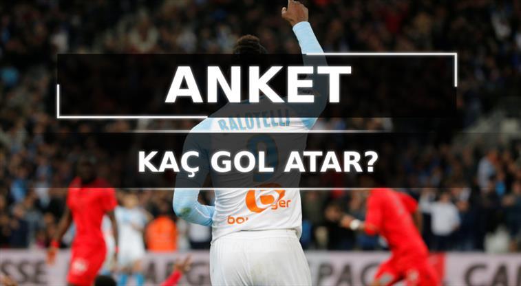 Sizce Mario Balotelli kaç gol atar?