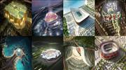 GALERİ   Katar 2022'nin eşsiz stadyumları