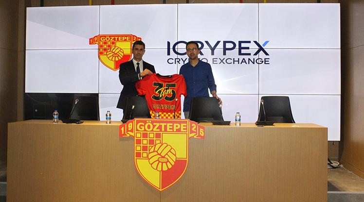 Göztepe'den sponsorluk anlaşması