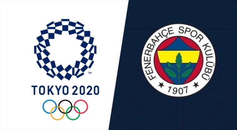 Fenerbahçe'nin olimpiyat gururu