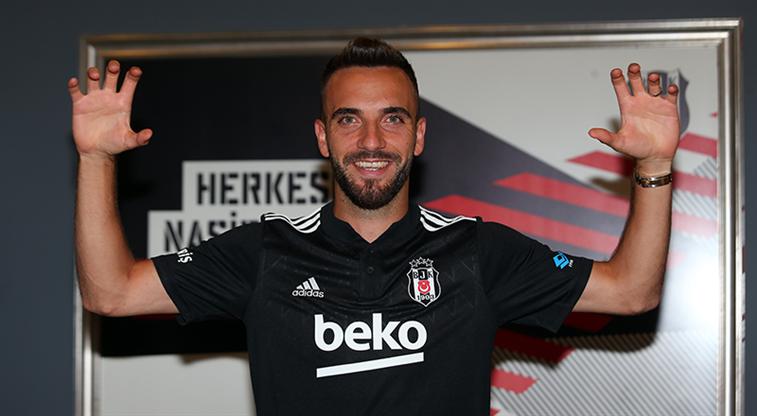 Kenan Karaman resmen Beşiktaş'ta!