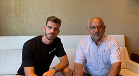 Sivasspor'a Yunan stoper