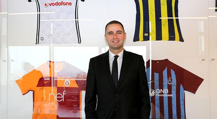 Beşiktaş A.Ş'ye yeni genel müdür