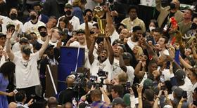 Milwaukee Bucks 50 yıl sonra NBA şampiyonu!
