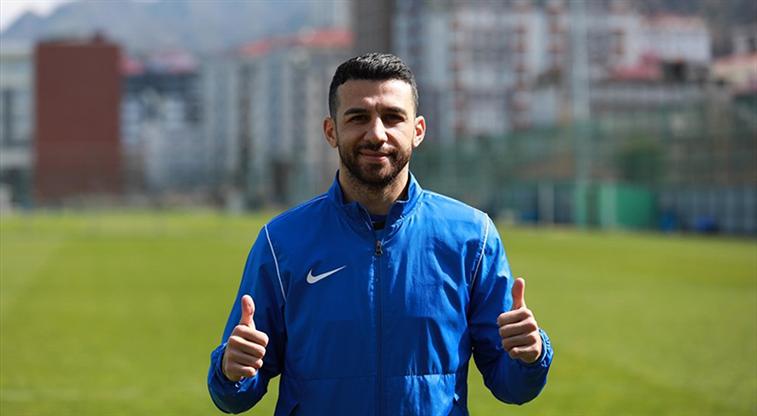 Trabzonspor, İsmail Köybaşı'nı KAP'a bildirdi