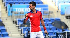 Novak Djokovic zorlanmadı