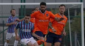 Trabzonspor ile Başakşehir yenişemedi