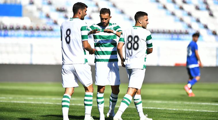 Konyaspor işi ilk yarıda bitirdi: 2-1