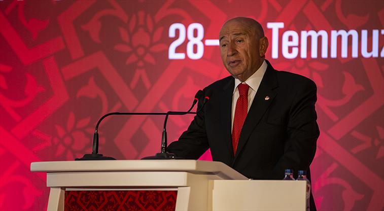 TFF Başkanı Nihat Özdemir ve yönetim kurulu ibra edildi