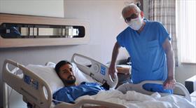 Yeni Malatyaspor'a sakatlık şoku