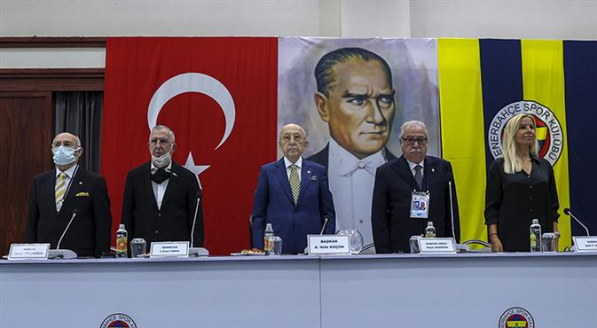 Fenerbahçe'de divan kurulu toplantısı başladı