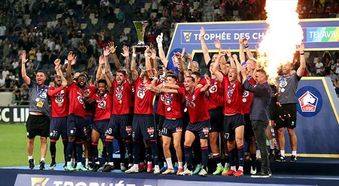 ÖZET | Fransa Süper Kupası Lille'nin