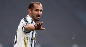 Juventus'tan Chiellini'ye yeni sözleşme