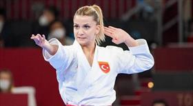 Dilara Bozan, bronz madalya maçını kaybetti