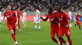 Sivasspor uzatmalarda güldü: 1-2