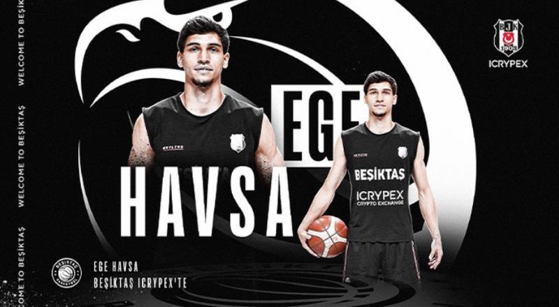 Beşiktaş Icrypex'te bir transfer daha