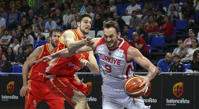 FIBA Dünya Kupası'ndaki rakiplerimiz belli oldu!