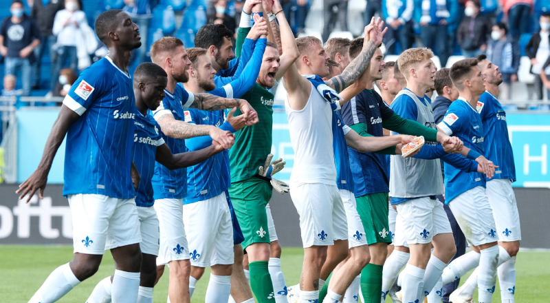 ÖZET | SV Darmstadt 4-0 Hannover 96