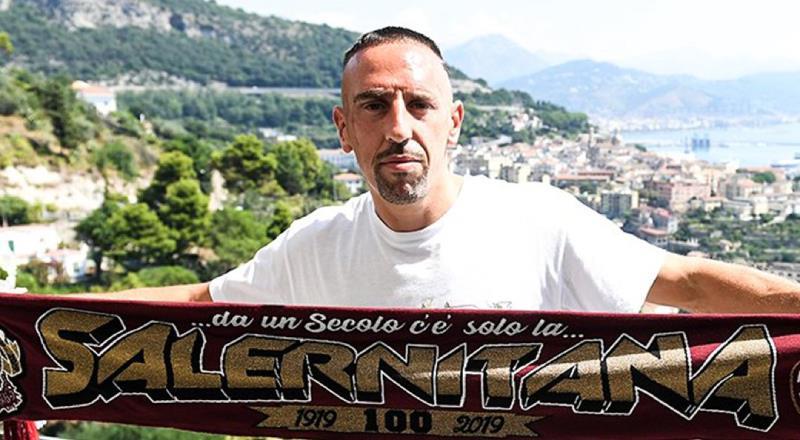 Ribery'nin yeni kulübü belli oldu