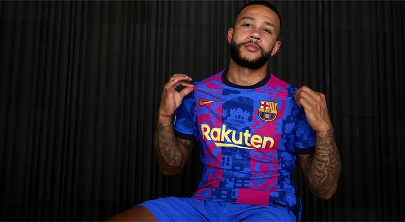 İşte Barcelona'nın yeni forması