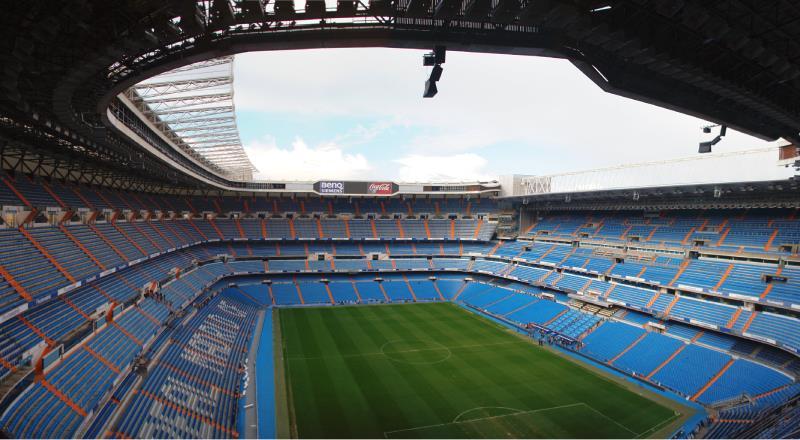 Real Madrid, Santiago Bernabeu'ya dönüyor