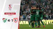 ÖZET | Bursaspor 4 -1 Y. Samsunspor