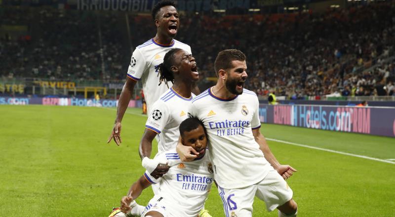 Real Madrid, Rodrygo ile güldü