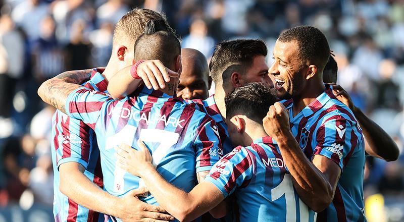 Kasımpaşa 0-1 Trabzonspor