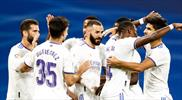 Real Madrid 6 golle kazandı