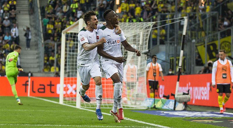 Borussia Mönchengladbach 1-0 Borussia Dortmund
