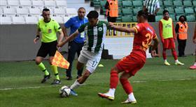 GZT Giresunspor - Y. Kayserispor maçının ardından