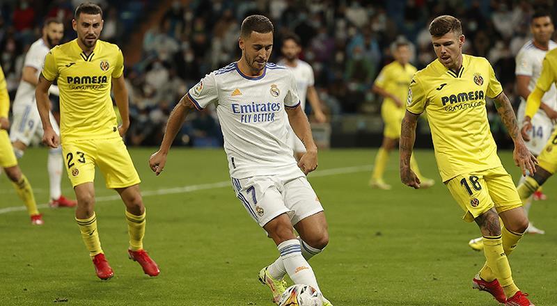 Real'e Villarreal freni