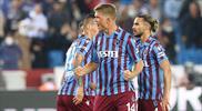 Trabzonspor'un 'Viking'i saymaya devam ediyor