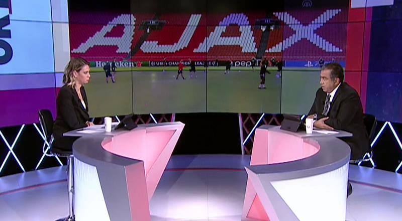 Ajax'ın şifrelerini Bülent Timurlenk açıkladı
