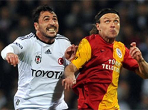 Beşiktaş-Galatasaray:0-0