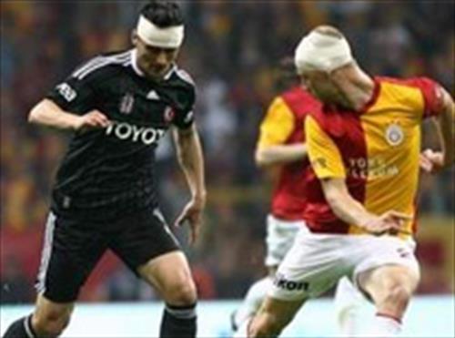 Galatasaray-Beşiktaş: 2-2