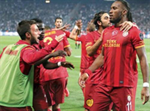 Beşiktaş-Galatasaray:0-3