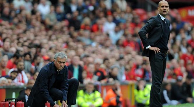 Guardiola'nın fendi, Mourinho'yu yendi!
