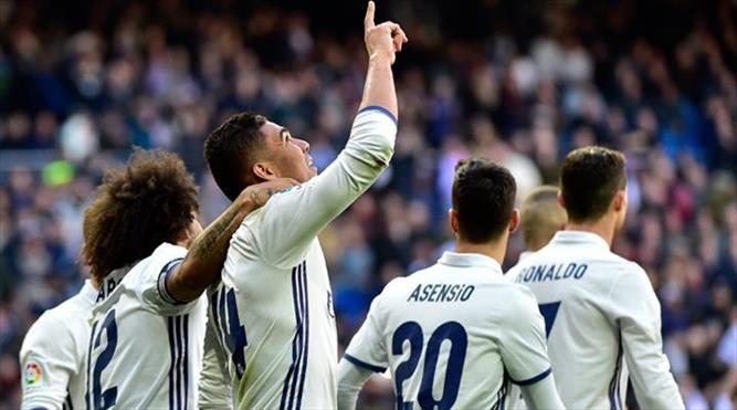 Real Barça'yı yakaladı