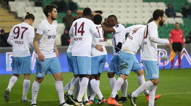 Bursaspor - TS: 1-2 (ÖZET)