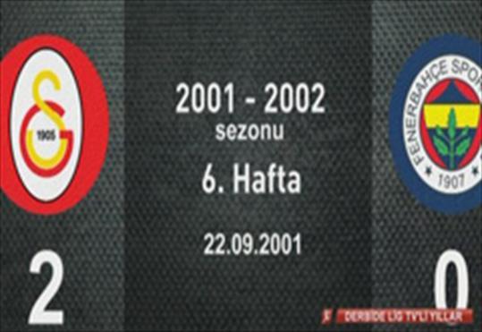 Galatasaray-Fenerbahçe: 2-0