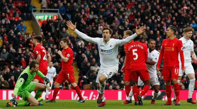 Liverpool'a kabus oldu! 4 dakikada 2 gol!